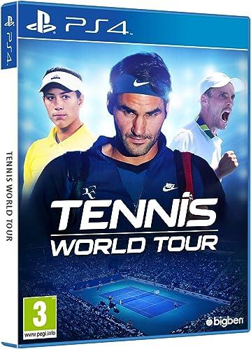 Tennis World Tour - Versión Español PS4: Sony: Amazon.es: Videojuegos