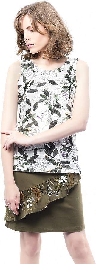 Mamatayoe Ajedrea Camiseta para Mujer
