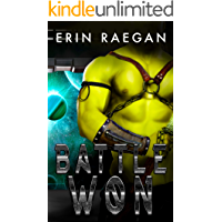 Battle Won: An Alien War Romance (Space Warrior Adventures)