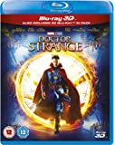Marvel's Doctor Strange [Blu-ray 3D] [2016] [Region Free]