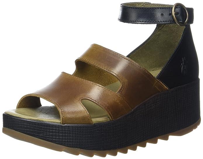 83e2a87e8622e Fly London Women s Keva976fly Heels Sandals  Amazon.co.uk  Shoes   Bags
