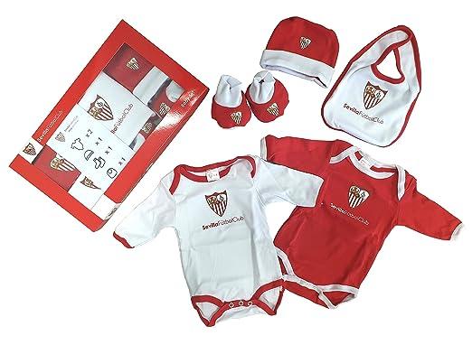 Sevilla CF Baby Set SFC - Conjunto de Ropa Unisex Bebé (Pack ...
