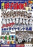 輝け甲子園の星 2019年3月号(第91回センバツ出場校ダイヤモンド名鑑)