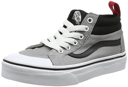 scarpe vans bambino strappo alte
