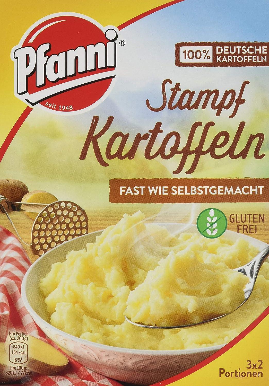 6er Pack á 3x2 Portionen Pfanni Stampfkartoffeln 6 x 183g