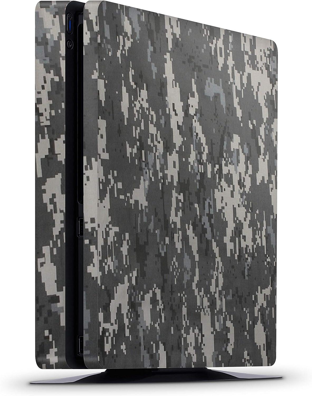 giZmoZ n gadgetZ Skin Adhesivo de Vinilo de Blanco de GNG para la Consola PS4 Set de 2 Skins para los Controladores