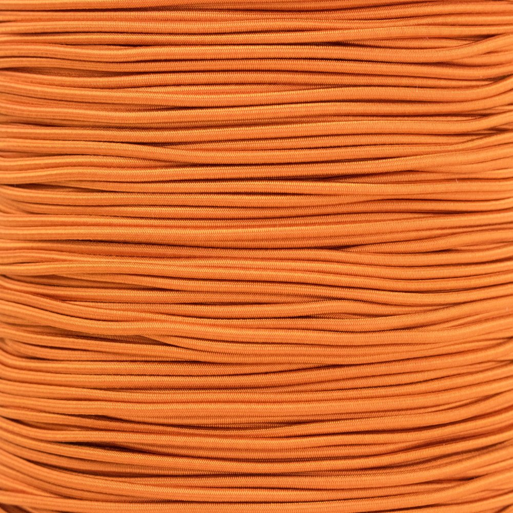 50 Paracord Planet 2.5mm Shock Cord 10 100 Feet 8 Colors 25 Nylon Bungee Elastic Stretch Cord