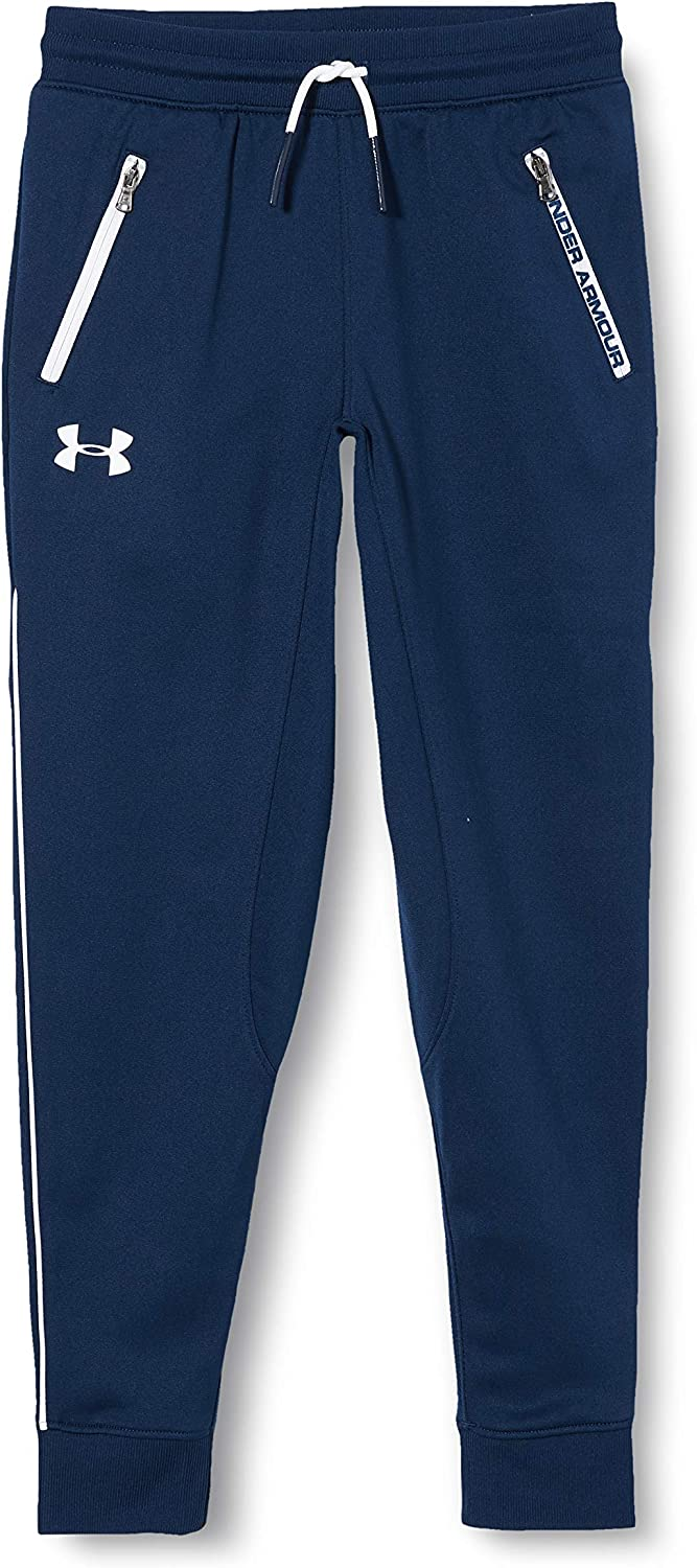 Under Armour Boys' Pennant Tapered Pants: Clothing