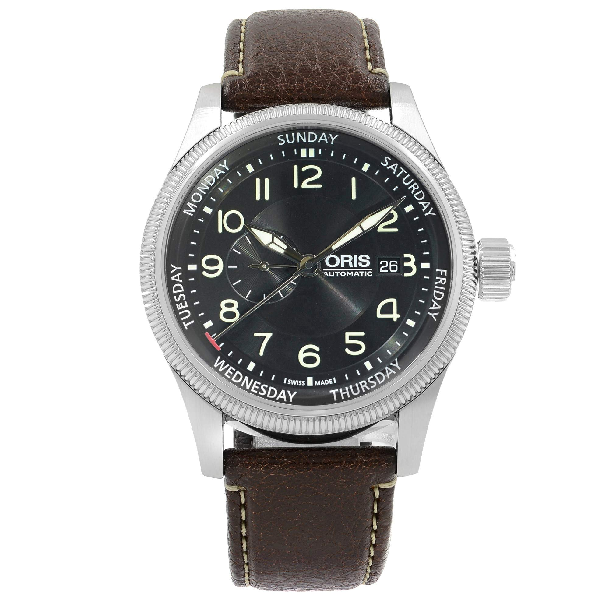 Oris Big Crown Automatic-self-Wind Male Watch 745-7688-4034LS (Certified Pre-Owned)