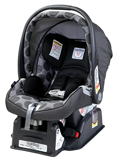 Peg Perego Primo Viaggio SIP 30 Car Seat Grey Discontinued By Manufacturer
