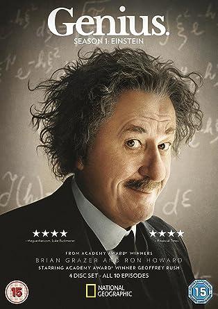 Genius: Season 1 - Einstein [DVD]: Amazon co uk: Geoffrey