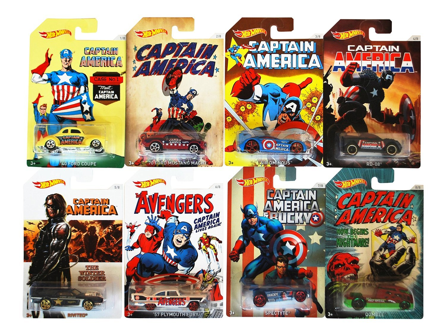 Captain America Hot Wheels Cars, Avengers, Infinity War, Marvel Universe, MCU, Iron Man, Thor, Thanos, cosplay gear, action figures, Marvel items, Hulk, Spider Man, Captain America, Black Widow, Doctor Strange,
