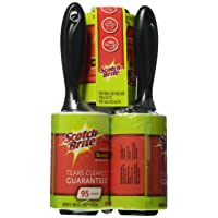 Deals on Scotch-Brite Lint Roller Combo Pack 475 Sheets