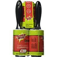 5-Count Scotch-Brite Lint Roller, 95-Sheets