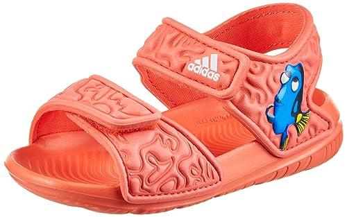 huge discount 56456 cc473 adidas Unisex-Kinder Disney Nemo Altaswim Gladiator Sandalen