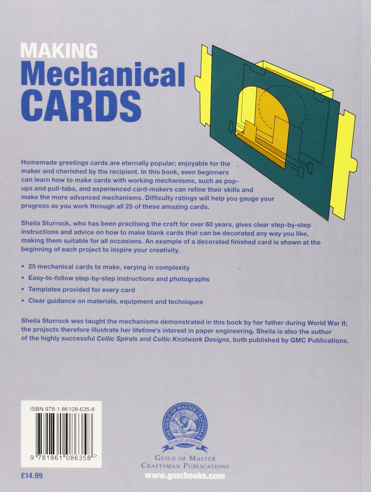 amazon making mechanical cards 25 paper engineered designs