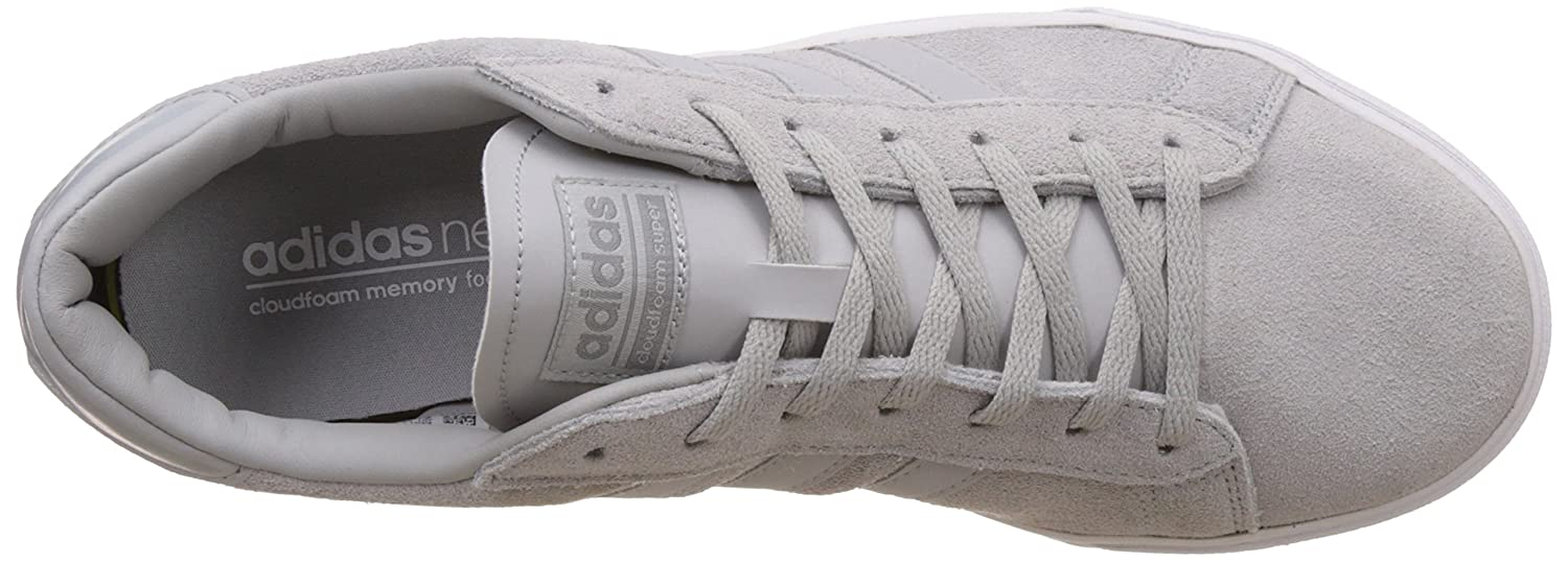 adidas neo Men s Cloudfoam Super Daily Clonix and Grey Leather Sneakers - 8  UK India (42 EU)  Buy Online at Low Prices in India - Amazon.in df7e977df