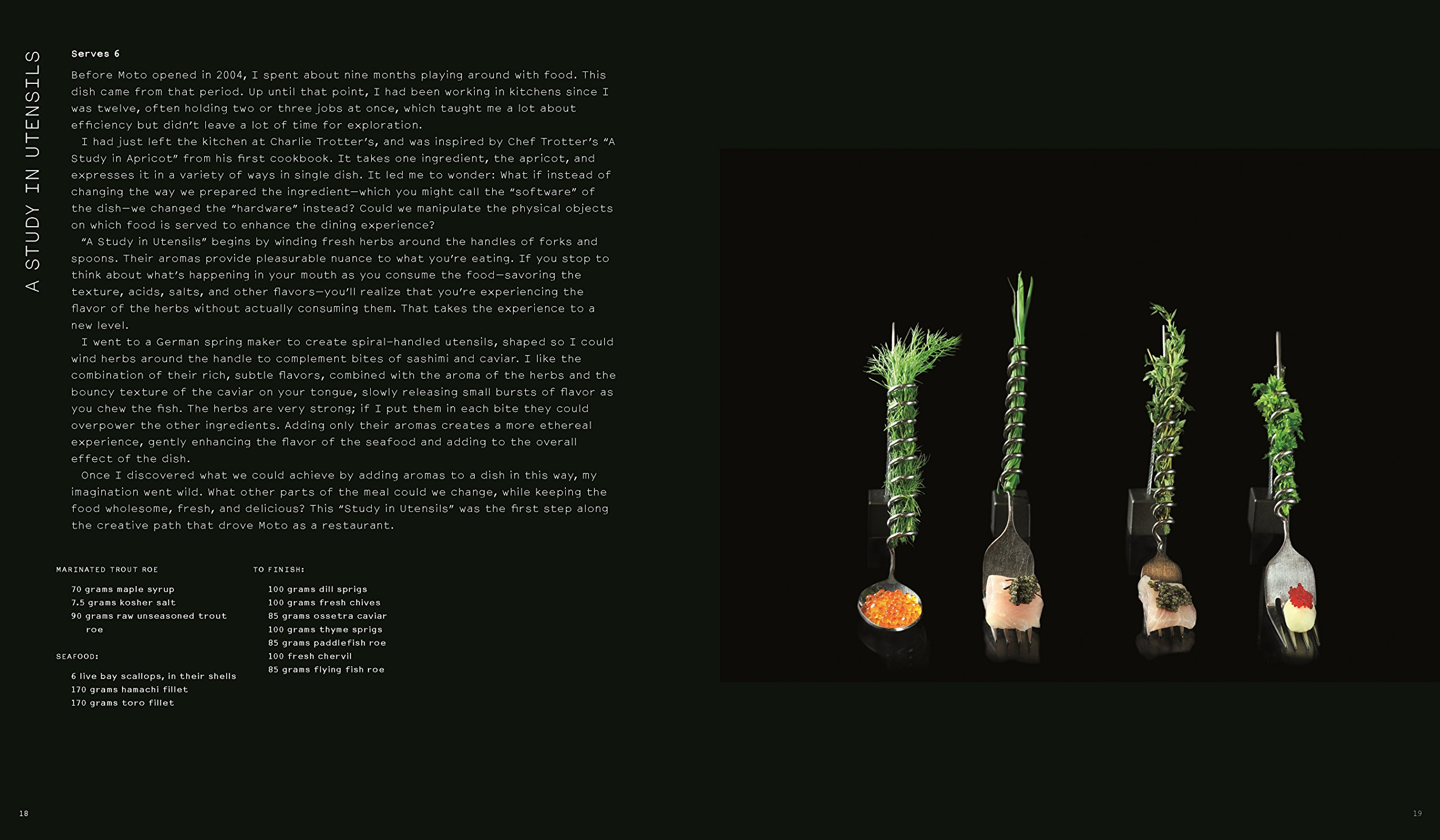 MOTO: The Cookbook: Amazon.es: Homaro Cantu: Libros en idiomas extranjeros