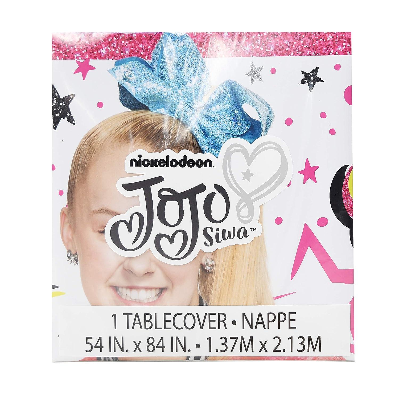 JoJo Siwa 54x84 Party Tablecover
