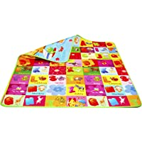 NOVICZ Baby Waterproof Crawl Multicolour Resin Play Mat -180 x 120 cm