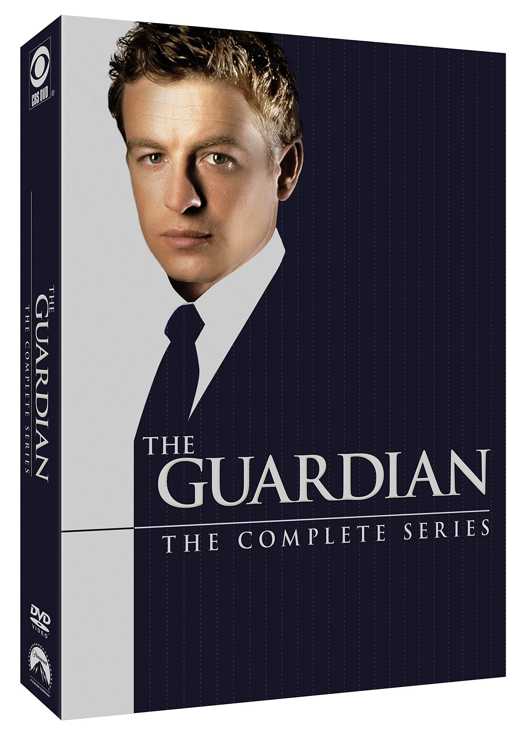 DVD : The Guardian: The Complete Series (Boxed Set, Widescreen, 18 Disc)