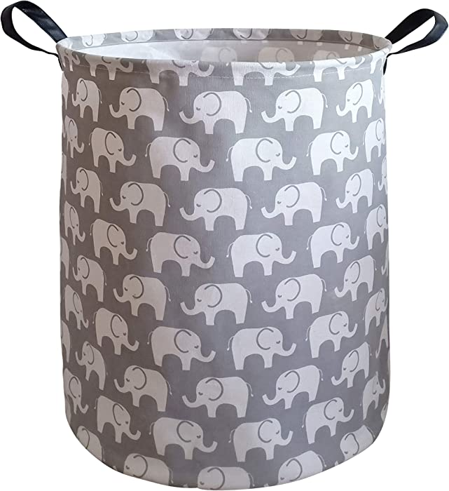 Top 9 Elephant Laundry Basket For Nursery
