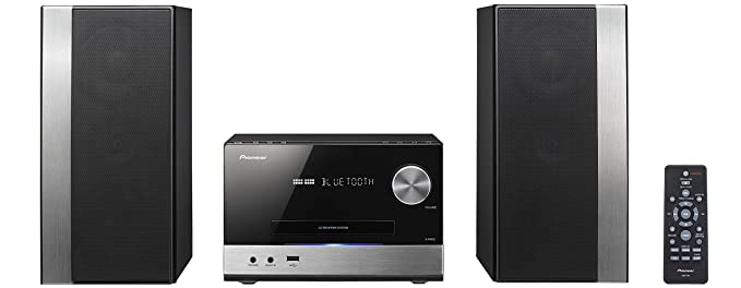 Pioneer X-PM12 - Microcadena (38 W, estéreo, Bluetooth, USB ...