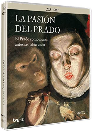 La pasión del Prado (Combo) [Blu-ray]: Amazon.es: Juan ...