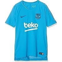 Nike FCB Y Nk BRT Sqd Top SS