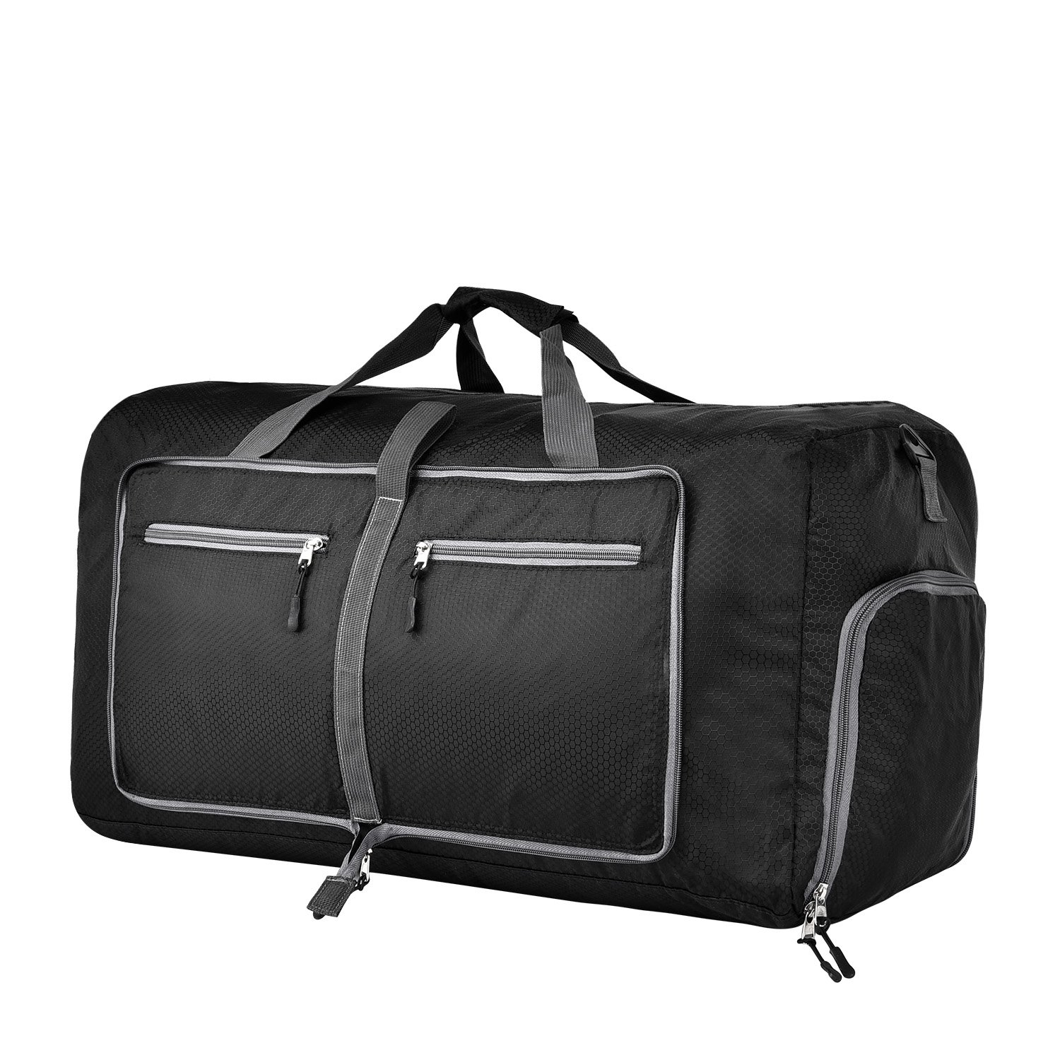 Atralife 70L Foldable Travel Duffel Bag for Luggage, Waterproof & Lightweight