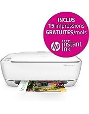 HP DeskJet 3636 Stampante Multifunzione con 3 Mesi di Prova Gratuita del Servizio Instant Ink