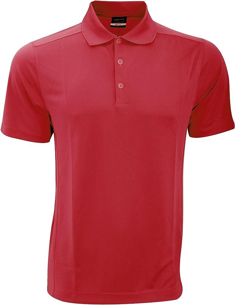 NIKE - Polo de Deporte/Deportivo Modelo Dry-Fit para Hombre ...
