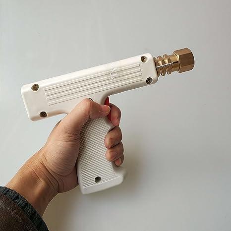Spot Welding Gun Soldering Torch For Car Dent Repair Welder W/ Triggers Standard Exterior