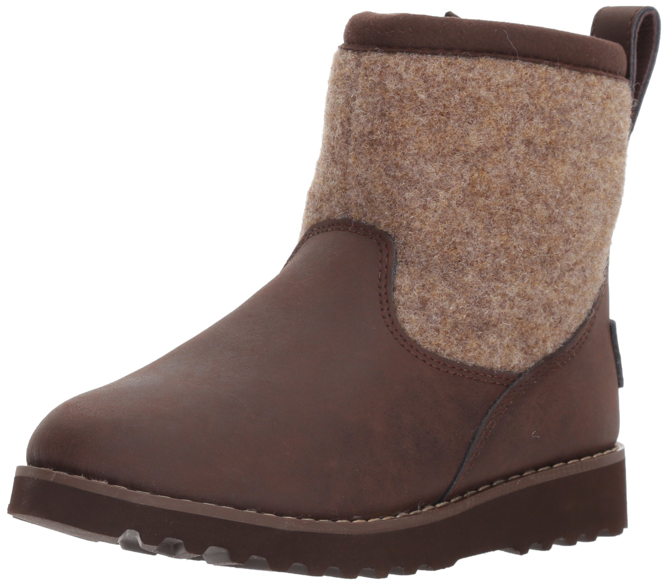 UGG Unisex Bayson Zip Boot, Stout, 10 M US Toddler by UGG