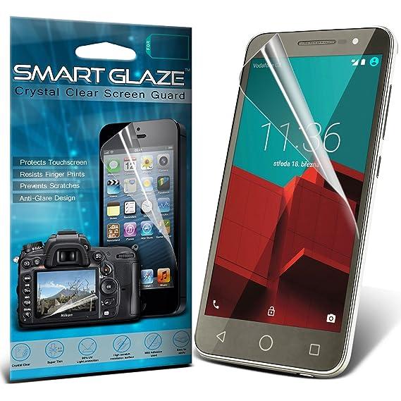 ONX3 SmartGlaze (Pack Of 10)  Vodafone Smart Prime 6 Case Custom Made Crystal Clear