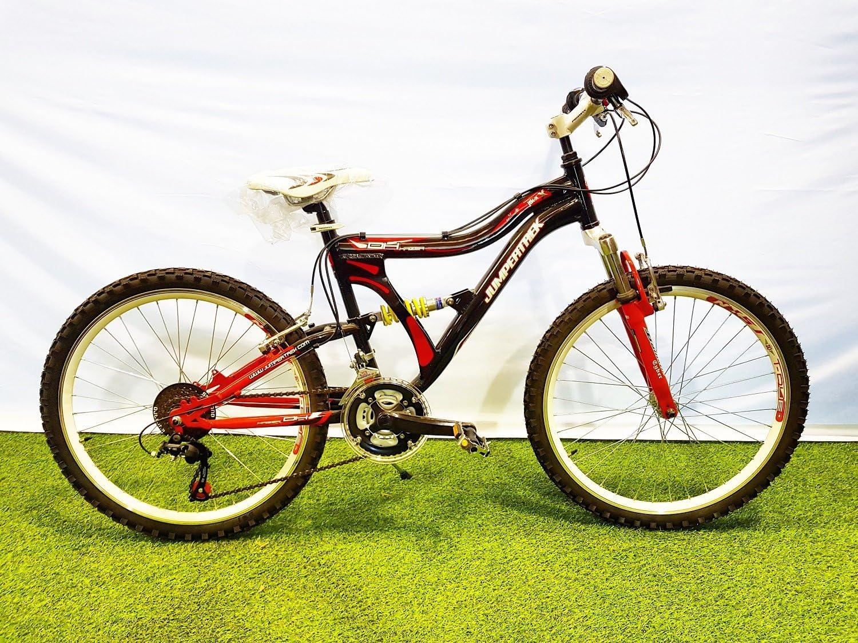 Cinzia Bicicleta 24.Dh-Krizer Biammortizzata de Aluminio: Amazon ...