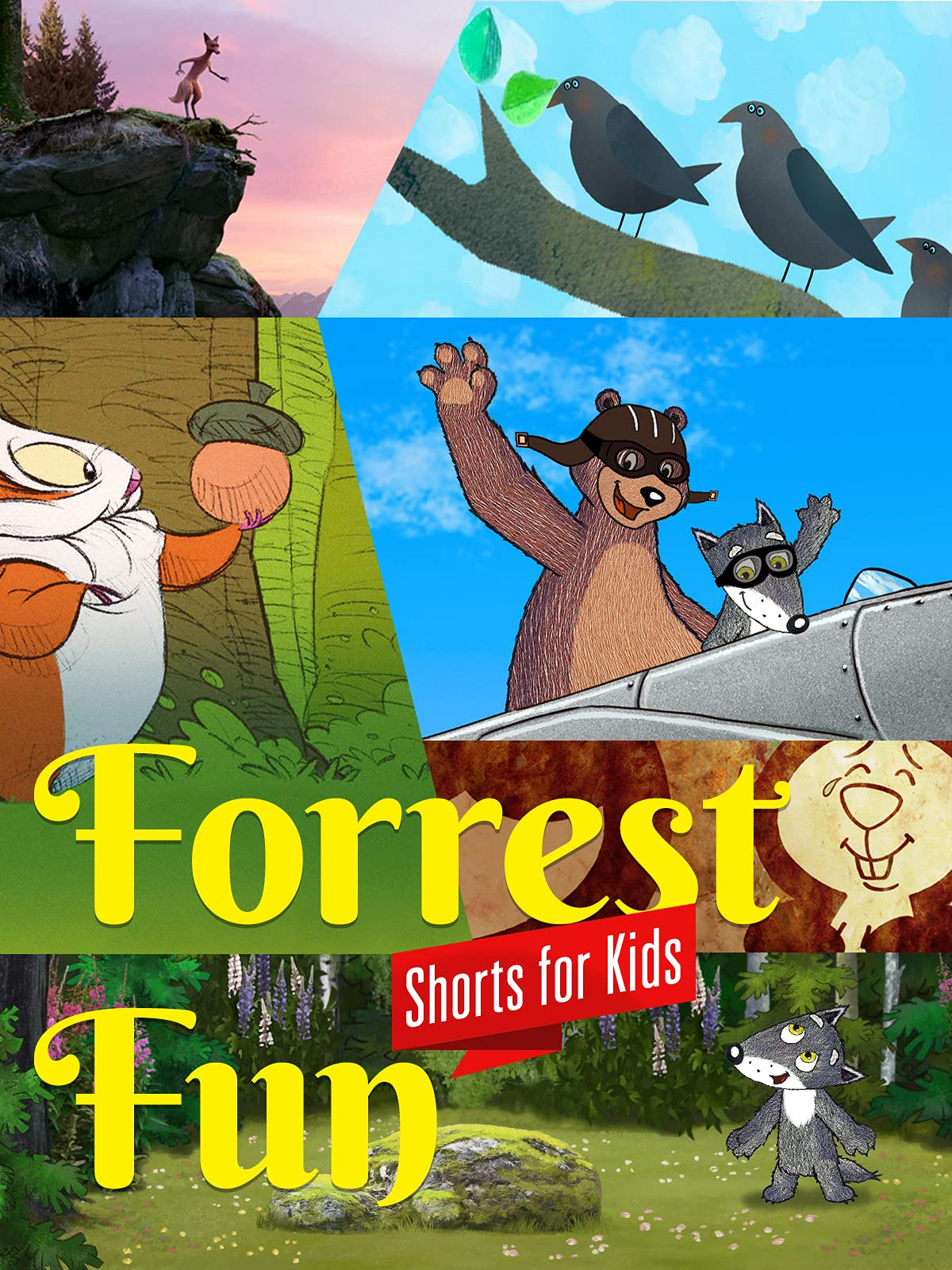 Forest Fun | Shorts for Kids