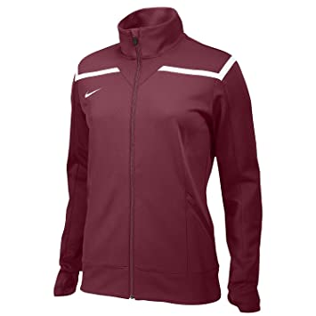 Chaqueta Nike Avenger Warm Up, escarlata (medio): Amazon.es ...