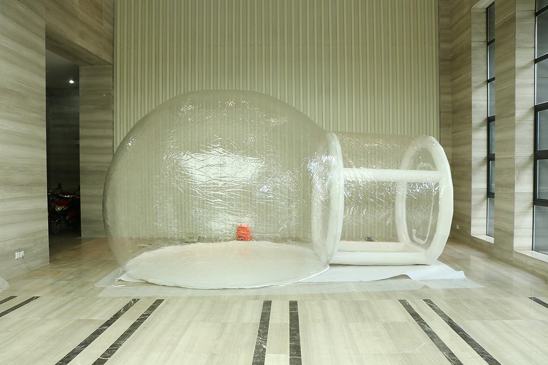 Amazon.com: Burbuja Tent- burbuja transparente, transparente ...