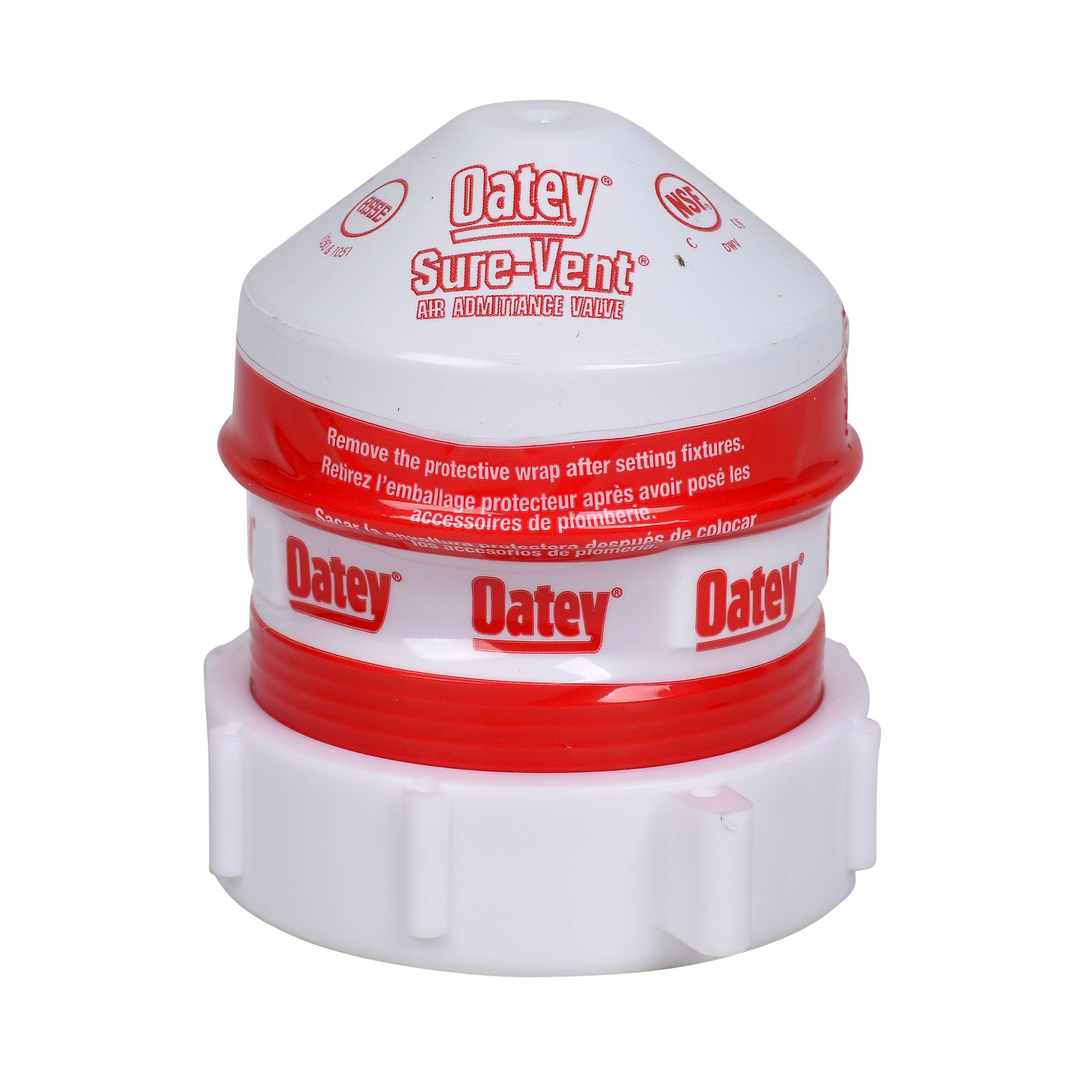 Oatey 39238 1.5'' ? 2'' 20 DFU Sure-Vent AAV with mechanical adapter