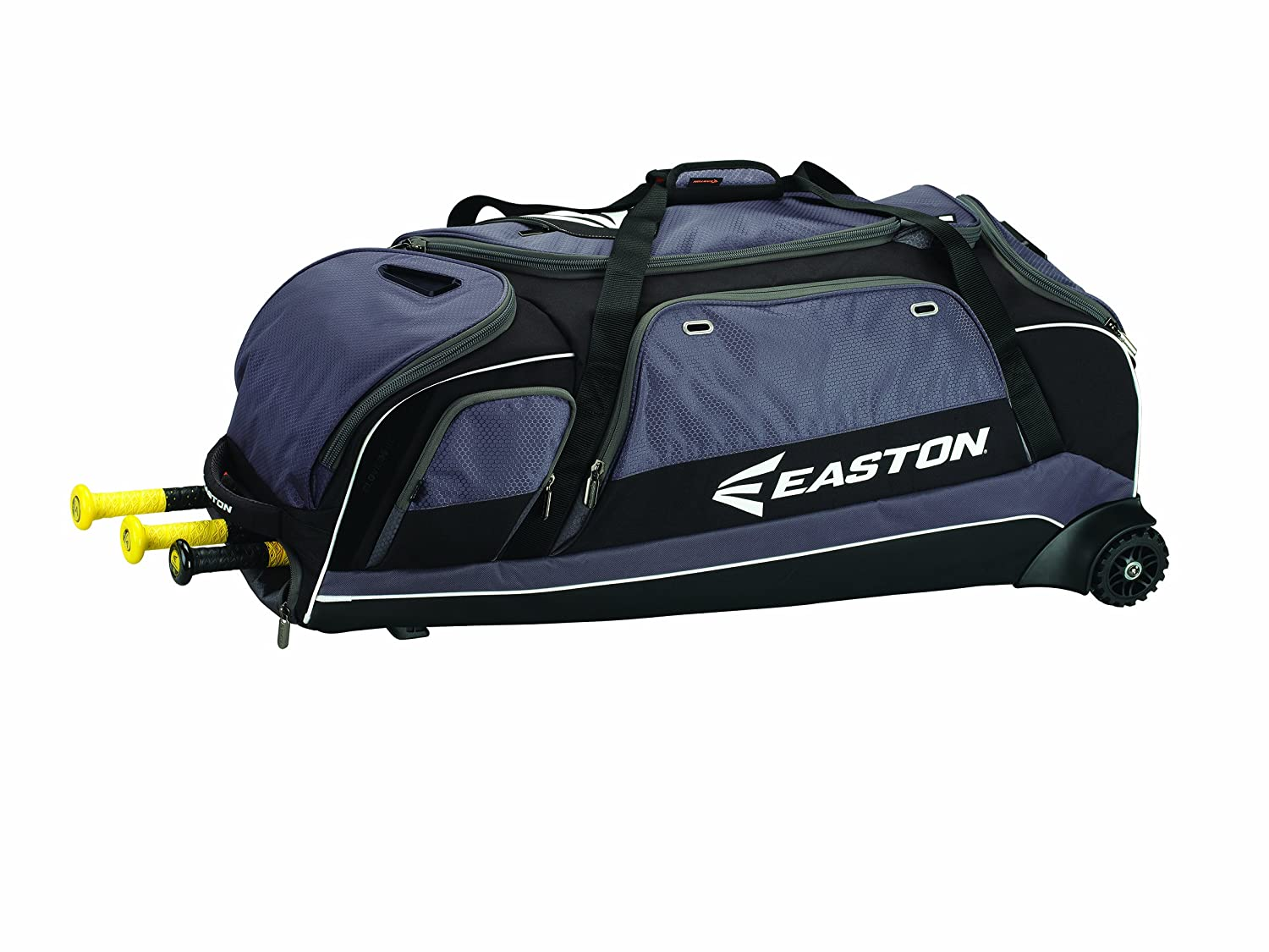 Amazoncom Easton E900c Wheeled Bag Black Sports Outdoors