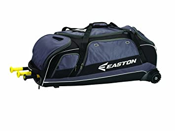 Amazon.com: Easton e900 C Bolsa con Ruedas Catchers Equipo ...