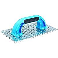 OX Scraper - Render Scratcher - Premium Trade Render Scraper - Plasters Spiked Scratcher Trowel - Veelkleurige Render…