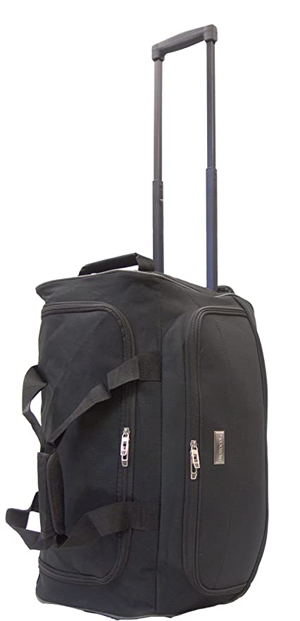 Bolsa de viaje con ruedas - Ligera, perfecta como equipaje de cabina