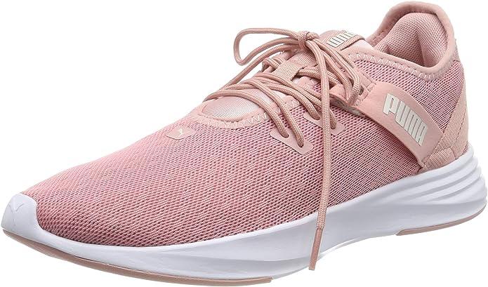 Puma Radiate XT Pattern Sneakers Damen Rosa/Weiß (Pink Bridal Rose Pastel Parchment)