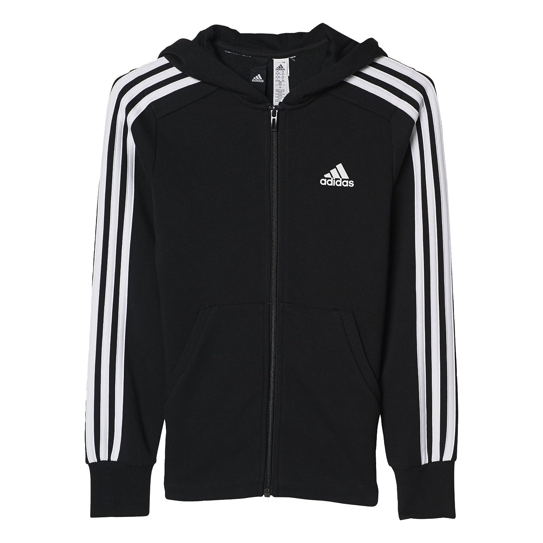 Yg Hoodie Streifen Adidas 3 Girls' 8w0OXknP