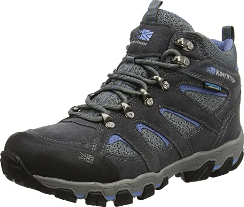 Karrimor Damen Bodmin Mid 5 Ladies Weathertite UK 5 Trekking & Wanderstiefel