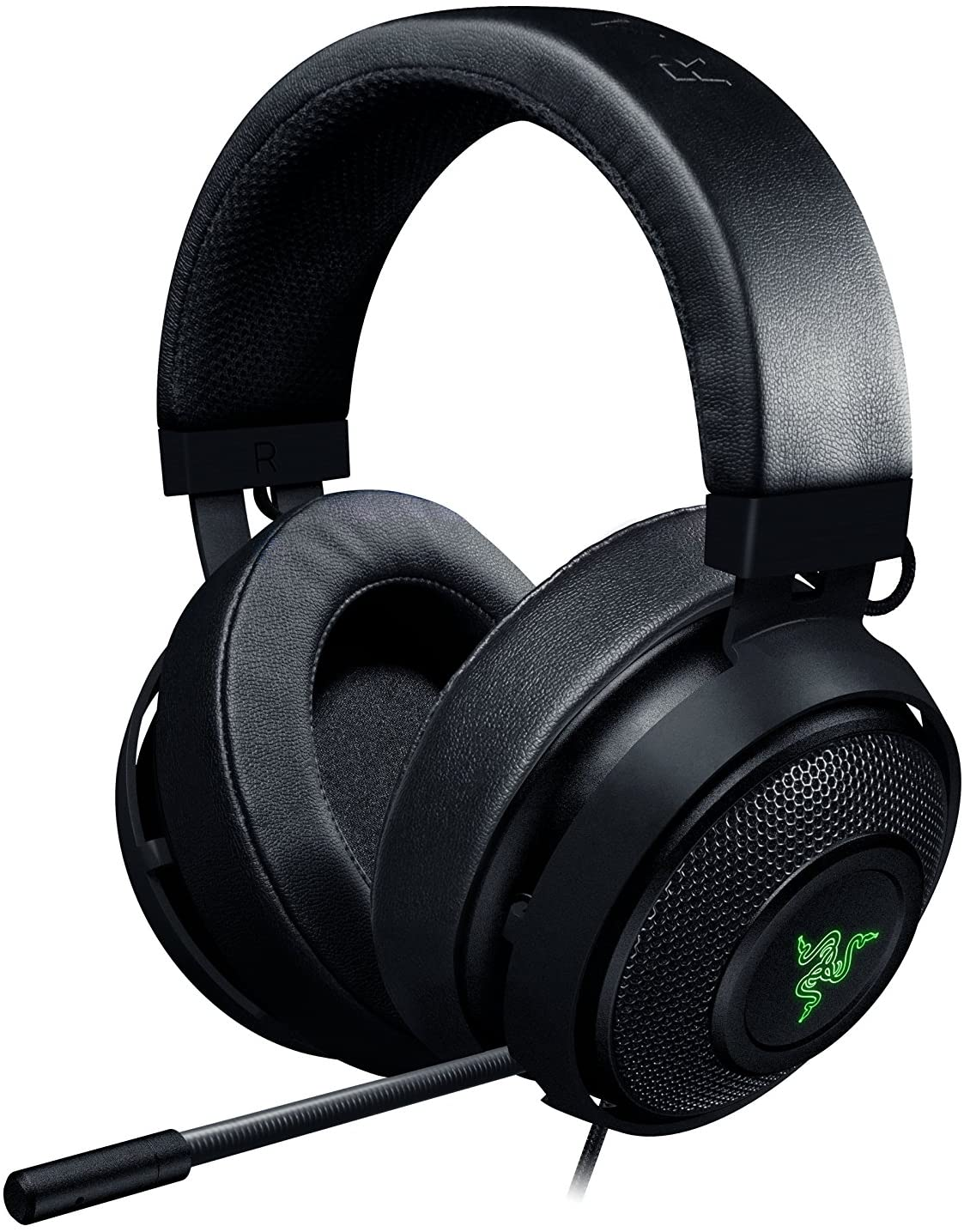 Razer Kraken 7.1 Chroma V2 Surround Sound Gaming Wired Headset RZ04-02060200