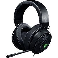 Razer, Audífono Gamer con Sonido Envolvente con micrófono Digital retráctil e iluminación