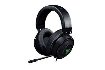 0f035839451 Razer Kraken 7.1 V2: 7.1 Surround Sound - Retractable Noise-Cancelling Mic  - Lightweight